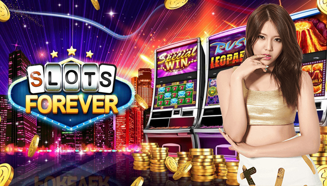 Buttons in Online Slot Gambling