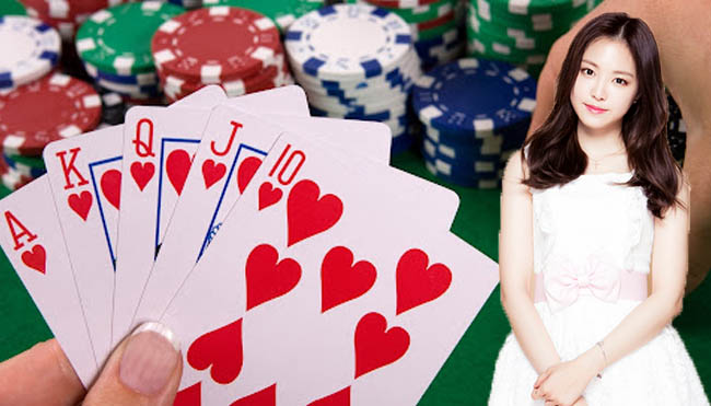 Create an Account to Be Able to Play Poker Gambling